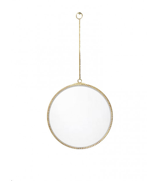 Mirror Ovale to Hang