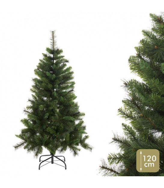 Synthetic Christmas Tree - Height 120cm
