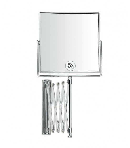 Magnifying mirrors for Miroir double face