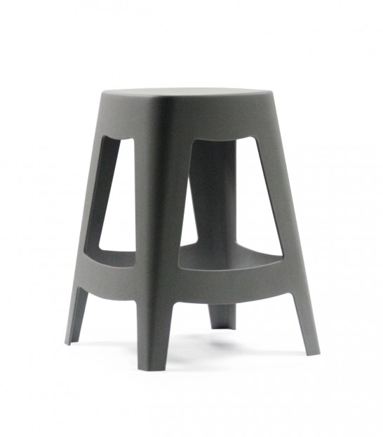 Tabouret De Bar Ext Rieur Design Empilable En Plastique