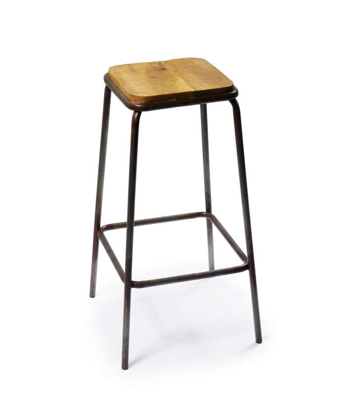 tabouret de barre hk living tabouret de bar en rotin noir hk living with tabouret de barre lot. Black Bedroom Furniture Sets. Home Design Ideas