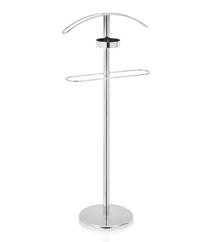 valet de chambre design chrome