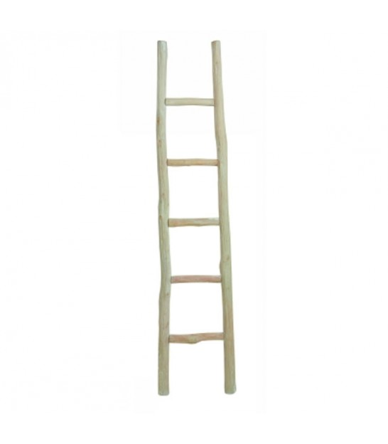 Decorative Wood Ladder - Height 160cm