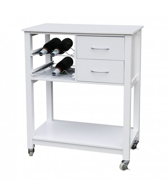 White Kitchen Trolley white kitchen trolley on wheels - wadiga