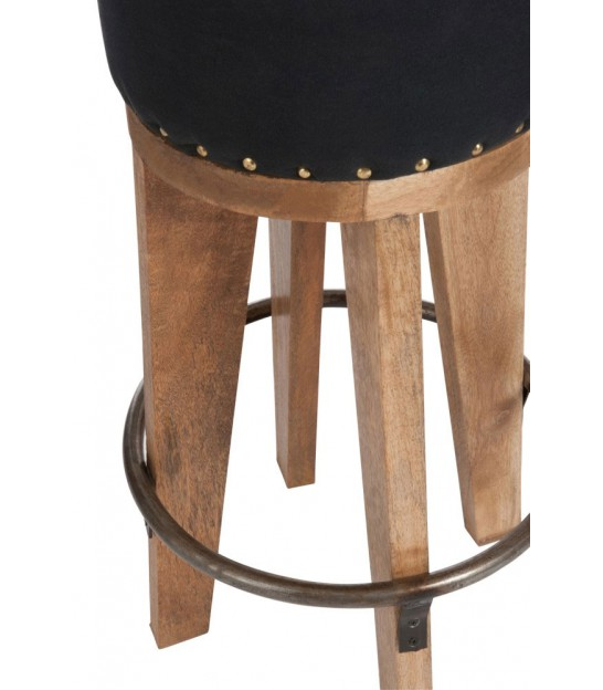 Tabouret de Bar Confortable Esprit Saloon