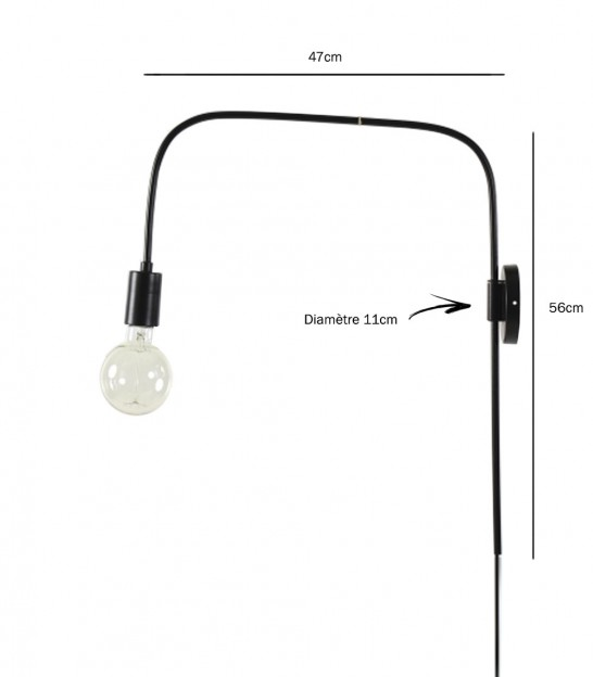 Design Wall Lamp Ilena
