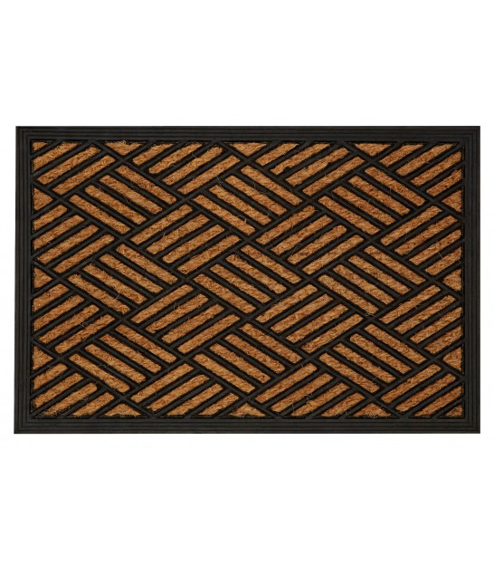 Multi Diamond Panama Doormat