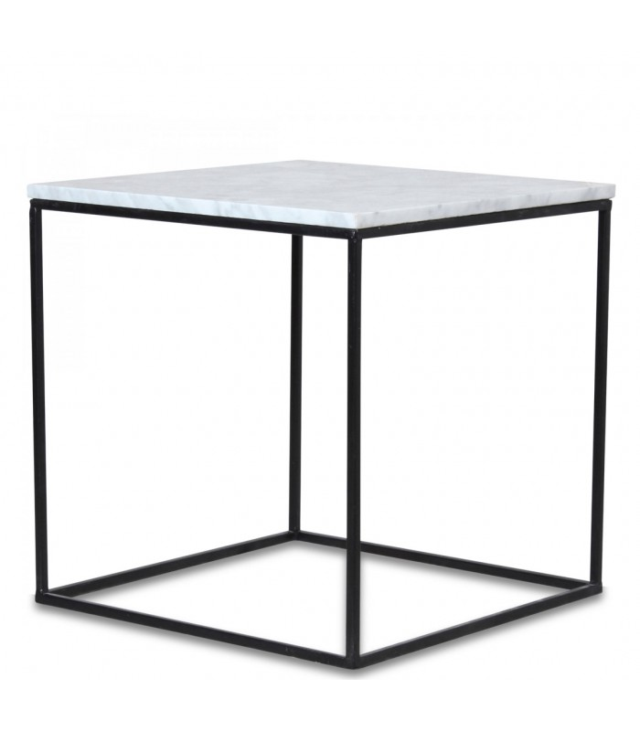 ... Metal And White Marble Coffee Table. Table ...