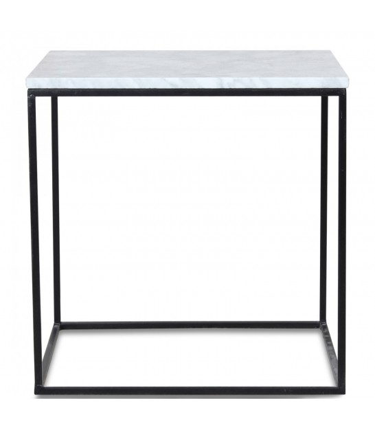 table basse metal blanc tables basses