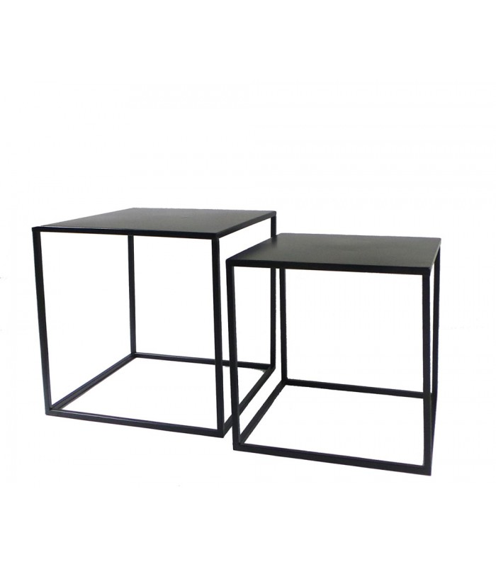 ... Metal Nesting Tables. Set ...