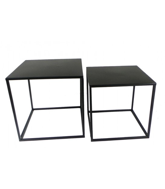 Tables basses - Tables basses noires ...