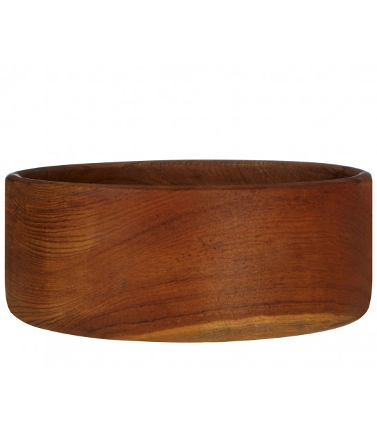 Serving Bowl Teck Wood