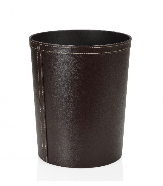 Brown Paper Bin Imitation Leather
