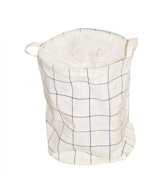 Laundry Basket Checkered
