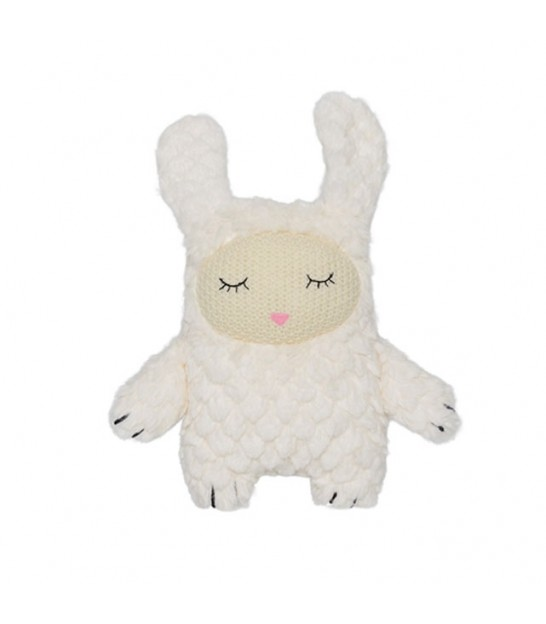Plush Bunny White