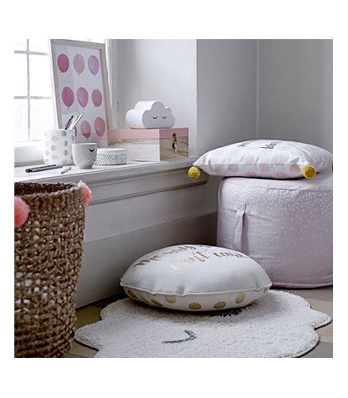 tapis chambre enfant nuage blanc. Black Bedroom Furniture Sets. Home Design Ideas
