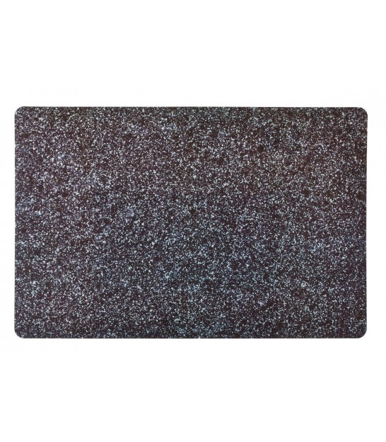 Set de Table Vinyle Motif Granite - Set de 6