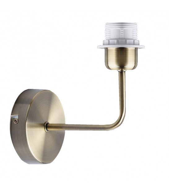 Wall Lamp Metal Gold