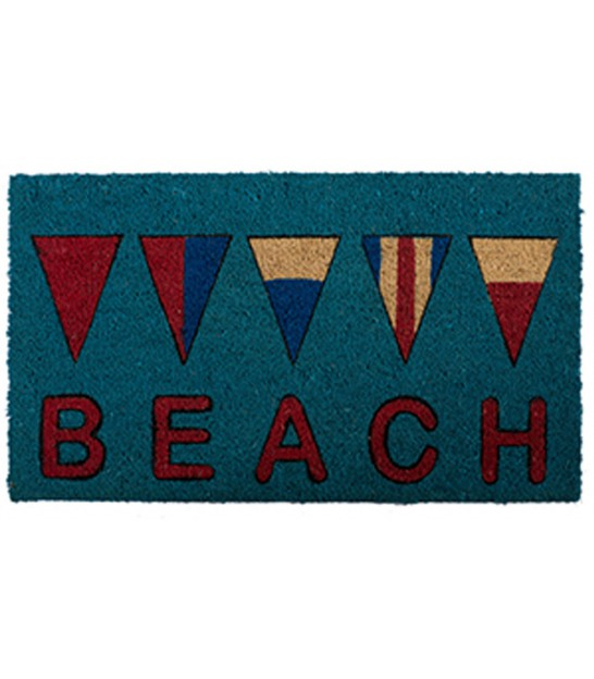 Coco Multicolor Doormat Beach