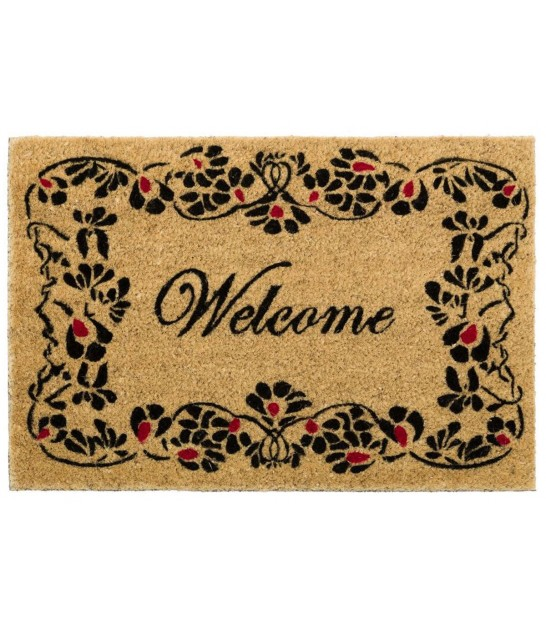 Doormat Coco Welcome